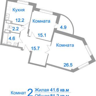 ЖК 12 квартал